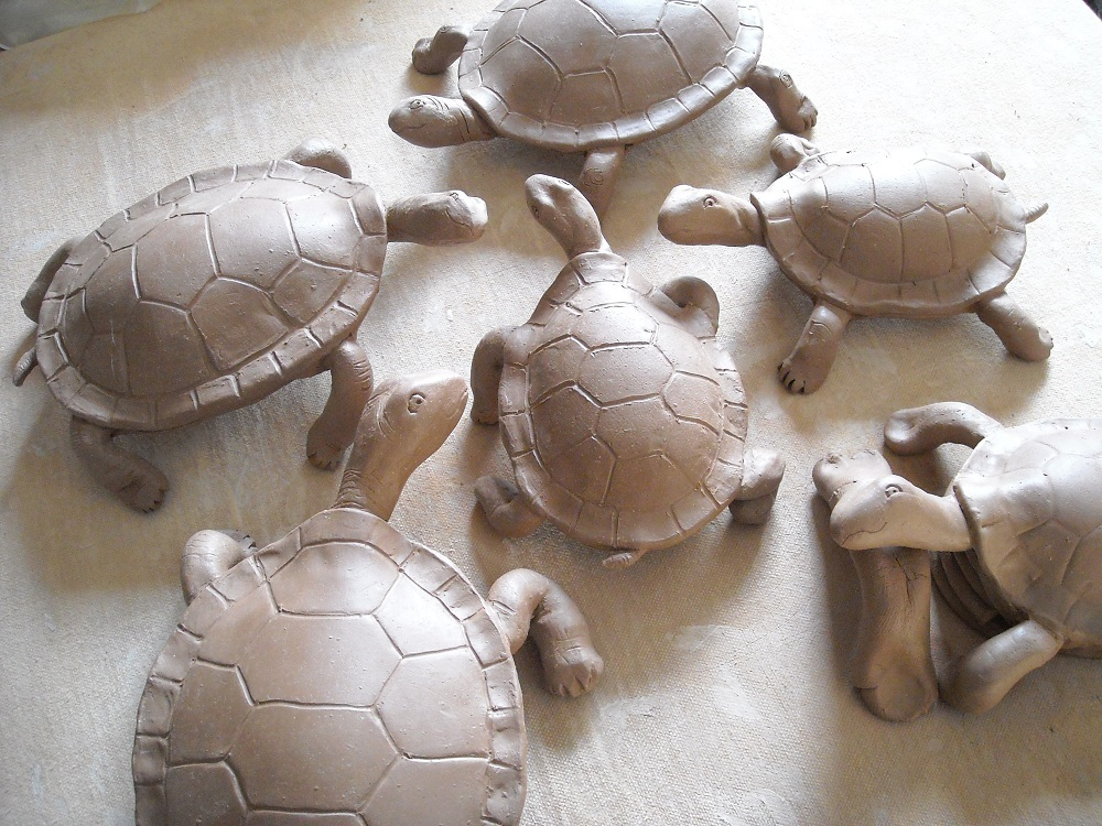 Acorn Pottery Turtles And The Trouble With Small