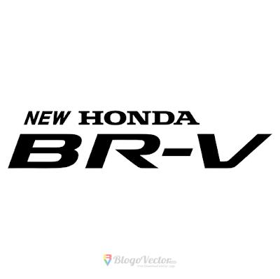 Honda BR-V Logo Vector