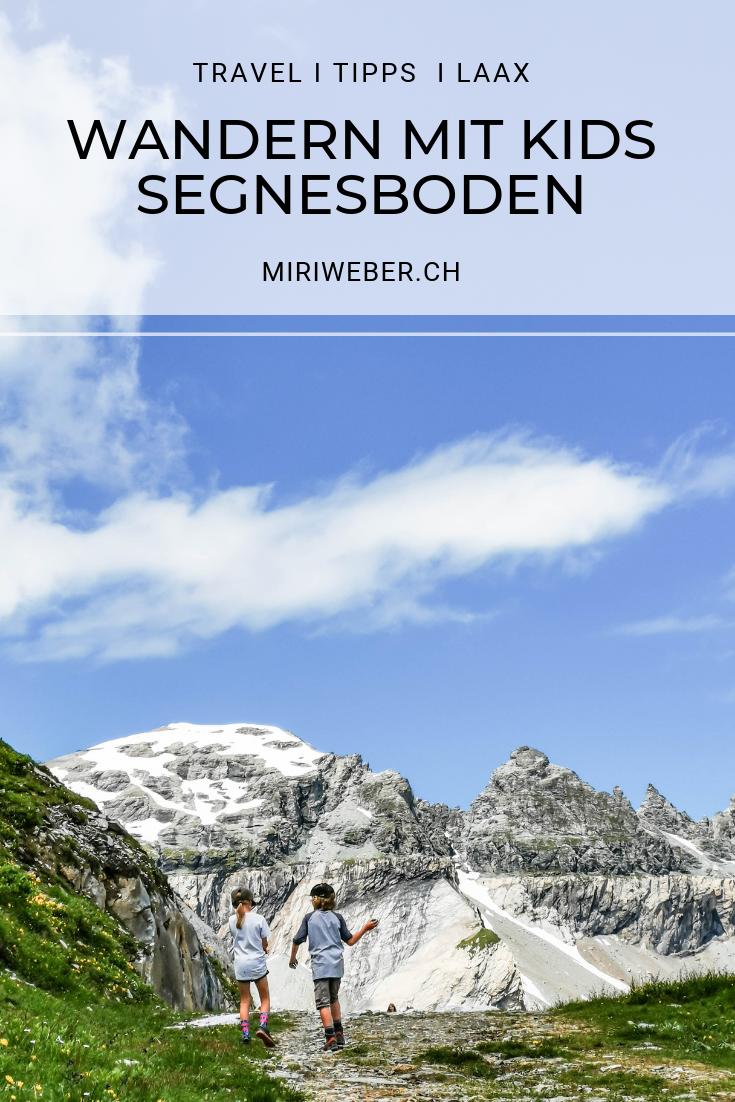Familienblog, Familienwanderung, Wandern mit Kinder, Flims, Alp Nagens, Naraus, Segnesboden, Wandertipps, Travel Blog Schweiz