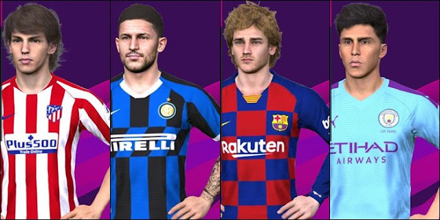 New Option File For T99 Patch #13-07-2019 - PES 2017 - PATCH PES
