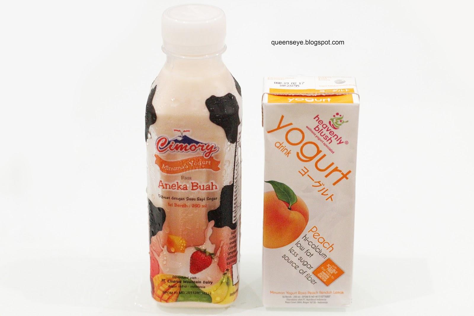 Harga Yogurt Cimory Fresh Terbaru Januari – Februari 2019