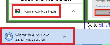 downloading-win-rar-software-to-convert-rar-to-iso