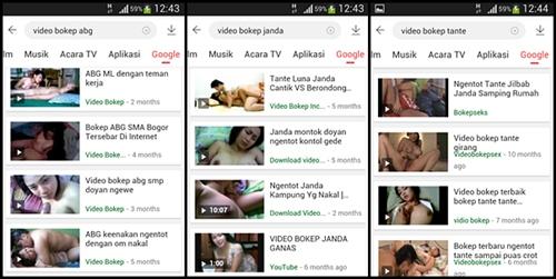 Aplikasi Seks Android