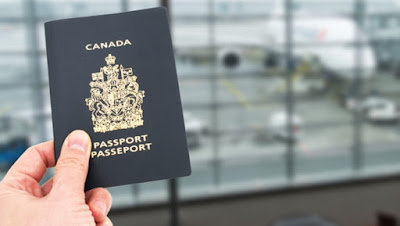 الحصول على الجواز الكندي