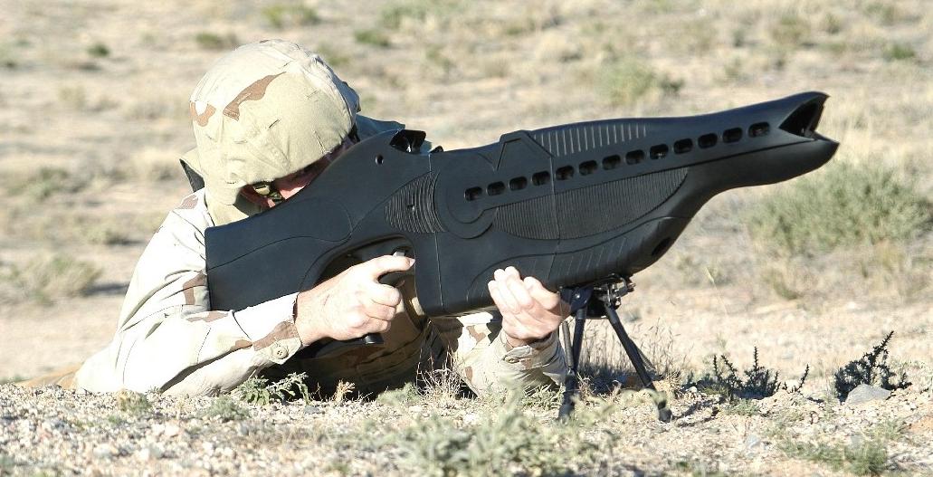 Senjata Perang Canggih