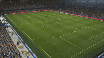 PES 2019 Stadium Stamford Bridge Update with Snow Mode by MjTs-140914