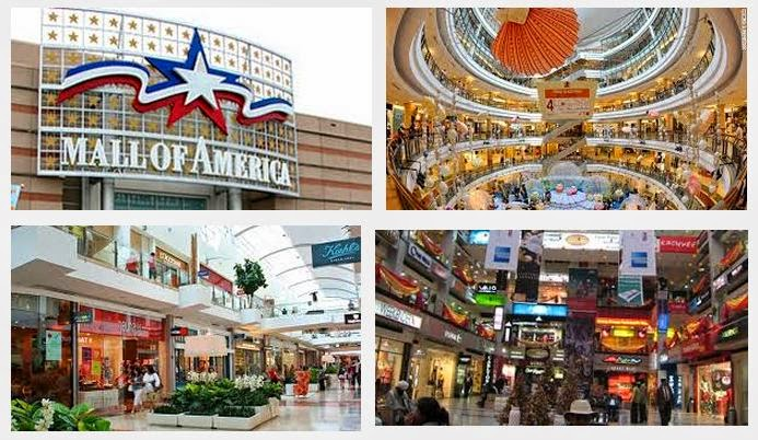 Top 10 Shopping Malls in USA