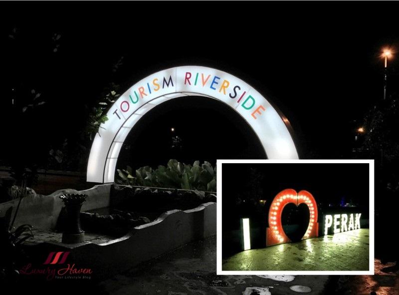 visit perak 2017 ipoh kinta riverfront walk