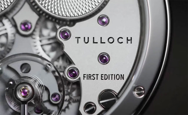 Tulloch T-01 First Edition