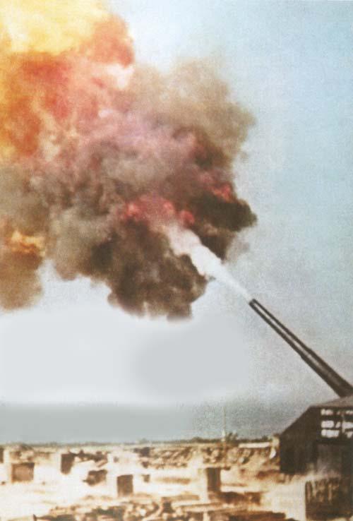 22 August 1940 worldwartwo.filminspector.com Battery Todt