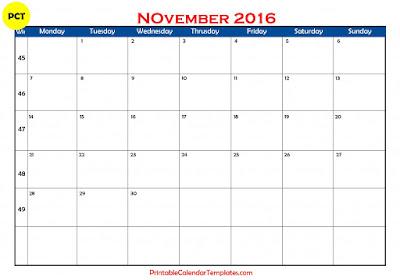 november 2016 calendar printable, november 2016 calendar, november calendar 2016, november 2016 blank calendar, november 2016 calendar with holidays, novenber 2016 calendar template