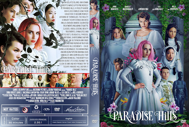 Paradise Hills DVD Cover