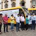 Prefeitura recebe dois ônibus escolares repassados pela Câmara