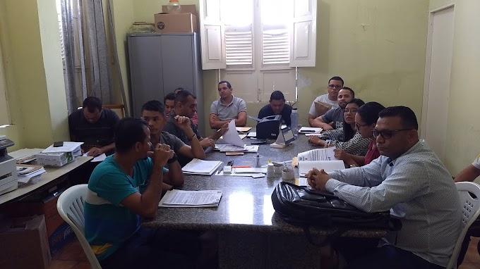 Nesse momento acontece Licitação Pública para contratação de máquinas na prefeitura de Itiúba.