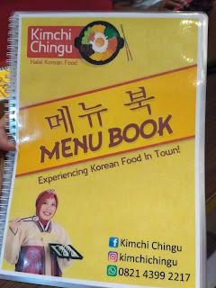Kimchi chingu