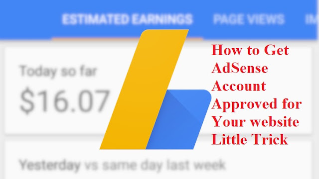 How to approve Adsense Account.