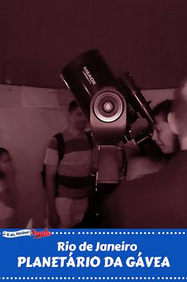 Planetário da Gávea