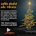 Mensagem de Natal e Ano Novo - Web Interativa