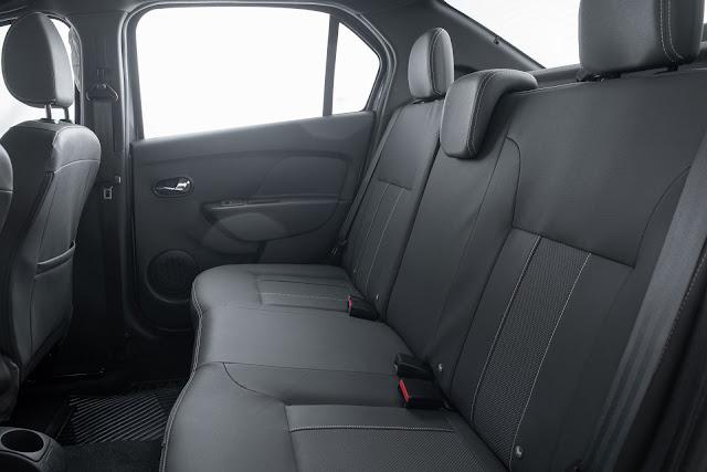 Novo Renault Logan 2020 CVT
