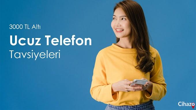 3000 TL Altı En Ucuz Telefon Önerisi 2021