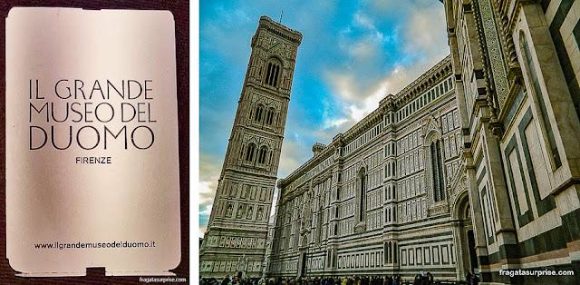 Ingresso para o Batistério de Florença