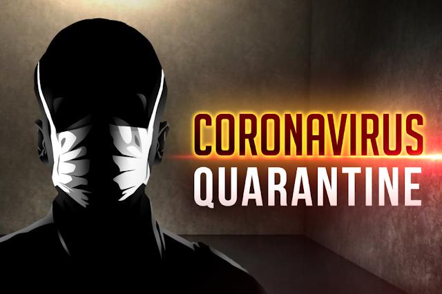 Карантин не спасет вас от коронавируса