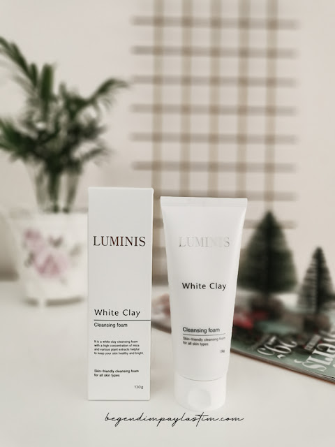 LUMINIS White Clay