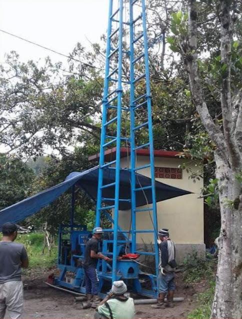 Jenis - Jenis Sumur Yang Ada Di Indonesia