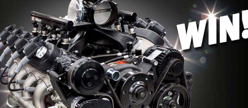 win GM LSX 376-b15 Engine | LOMBA ASIA