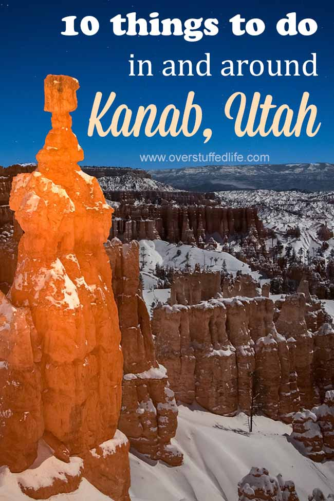 Plan your next vacation in Kanab, Utah. There are so many things to do in and around Kanab that you and your family are sure to find something you love!