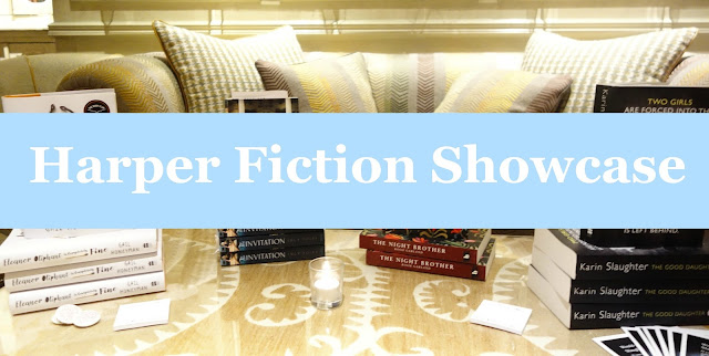 Harper Fiction Showcase