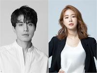 Lee Dong-Wook dan Yoo In-Na Resmi Bermain Dalam Drama Baru tvN