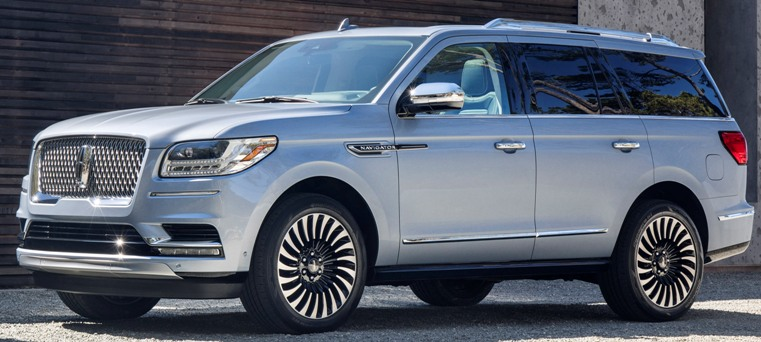 2018 Lincoln Navigator All New Full Size Suv