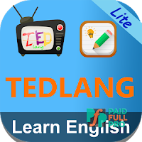 TEDLANG Learn English Videos for TED Talks