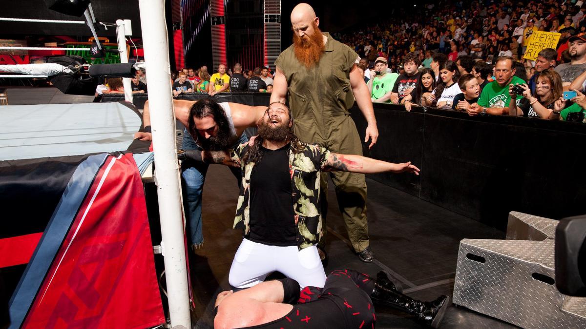 Wyatt Family quase teve outro membro