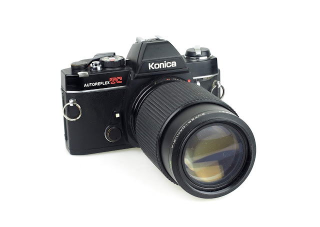 Konica Autoreflex TC (Japan, 1976-1982)