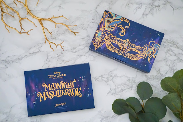 Review Colourpop - Disney Midnight Masquerade Collection