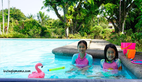 homeschooling in Bacolod - handling negative opinion about homeschooling - Bacolod mommy blogger - homeschooling tips- homeschooling in the Philippines - Filipino homeschoolers - family travel - swimming - Silay Airbnb -Delfin Ledesma Ancestral home swimming pool