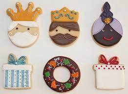 imágenes con formas para decorar cookies motivo reyes magos