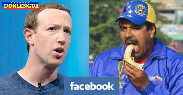Nicolás Maduro amenaza a Mark Zuckerberg por haberle bloqueado el Facebook