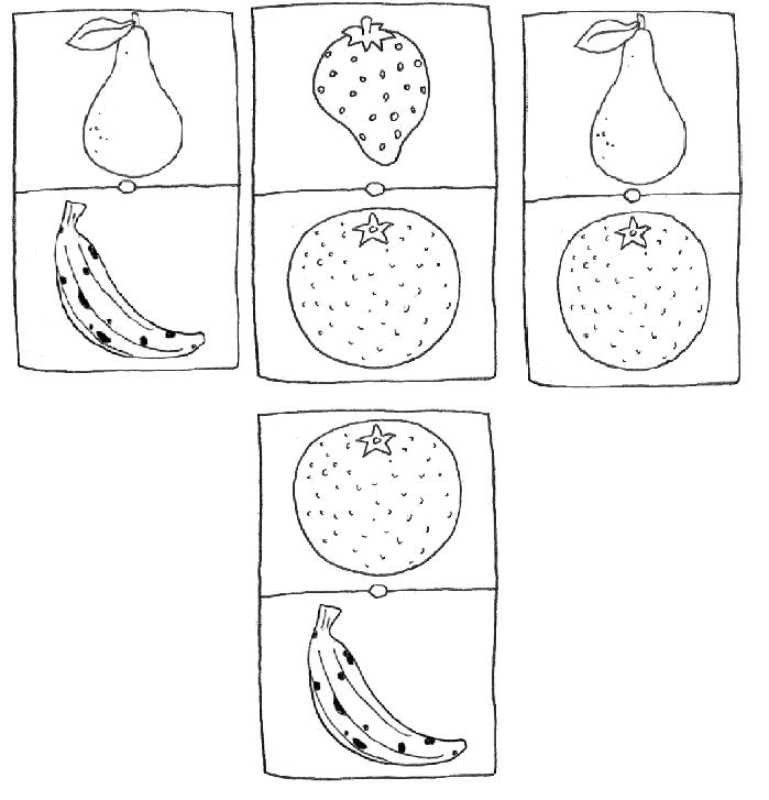Fichas De Frutas Y Verduras Para Imprimir Imagui