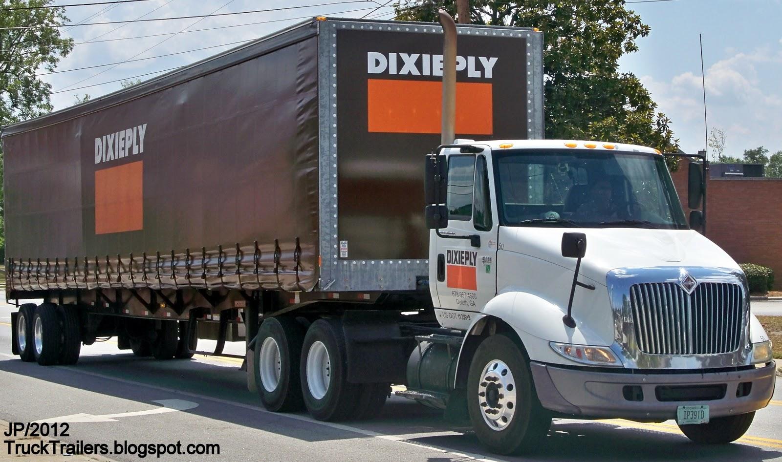 Freightliner Birmingham Alabama >> TRUCK TRAILER Transport Express Freight Logistic Diesel ...