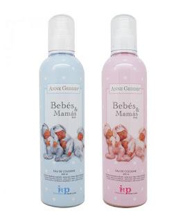 Agua de colonia Bebés & Mamás