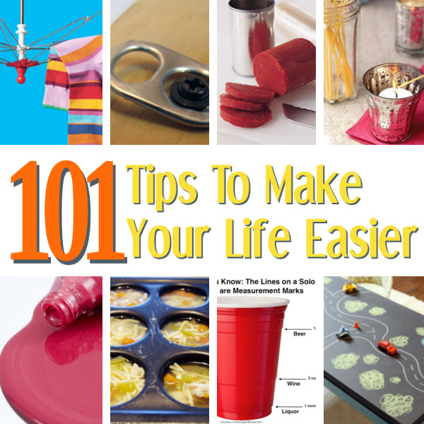 Tips, Tips, And More Tips