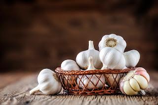 Mengupas manfaat Bawang Putih