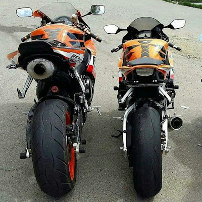 CBR1000RR Old vs New