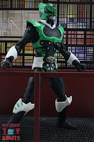 Power Rangers Lightning Collection Psycho Green 19
