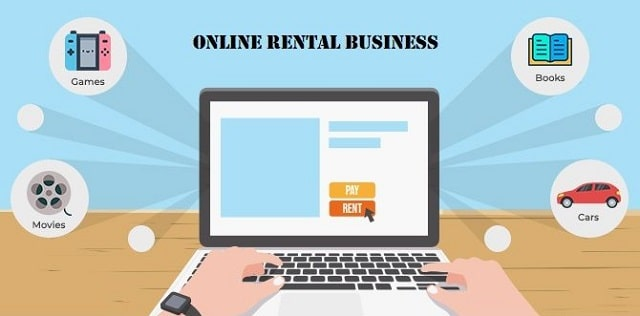 best online rental business ideas to start