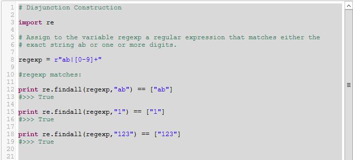 Python Regular Expressions | Python Basics