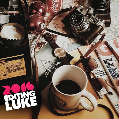 Editing Luke 2016